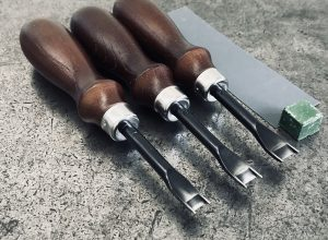 French edger (3kinds)