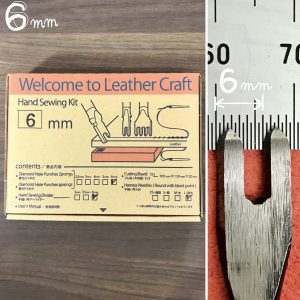 Welcome to Leather Craft (ハンドソーイングキット) 6mm