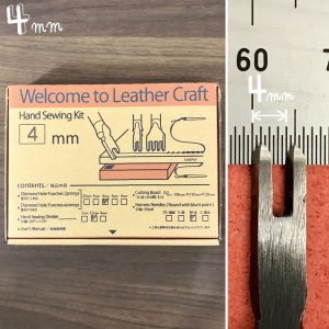 Welcome to Leather Craft (ハンドソーイングキット) 4mm