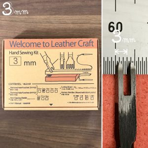 Welcome to Leather Craft (ハンドソーイングキット) 3mm