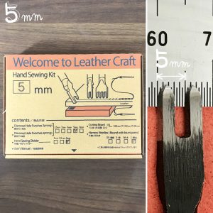 Welcome to Leather Craft (ハンドソーイングキット) 5mm